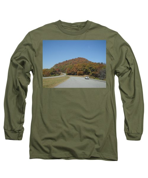 Smokies 10 Long Sleeve T-Shirt by Val Oconnor