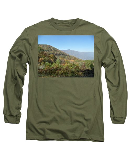 Smokies 11 Long Sleeve T-Shirt