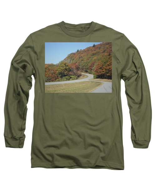 Smokies 9 Long Sleeve T-Shirt