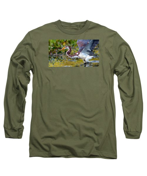 Snack - Signed Long Sleeve T-Shirt
