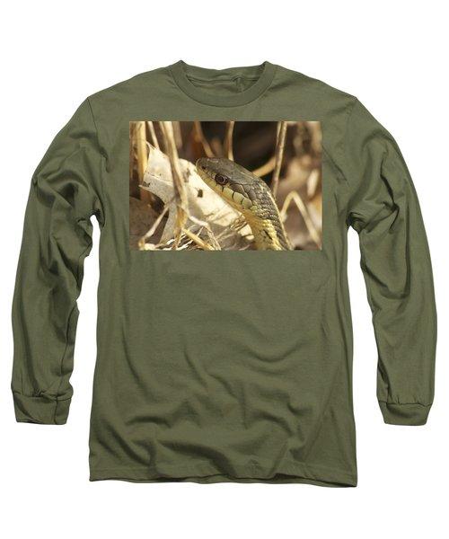 Snake Eye Long Sleeve T-Shirt