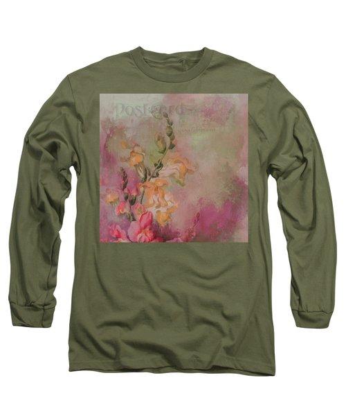 Snapdragon Long Sleeve T-Shirt