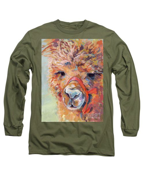 Snickers Long Sleeve T-Shirt by Kimberly Santini