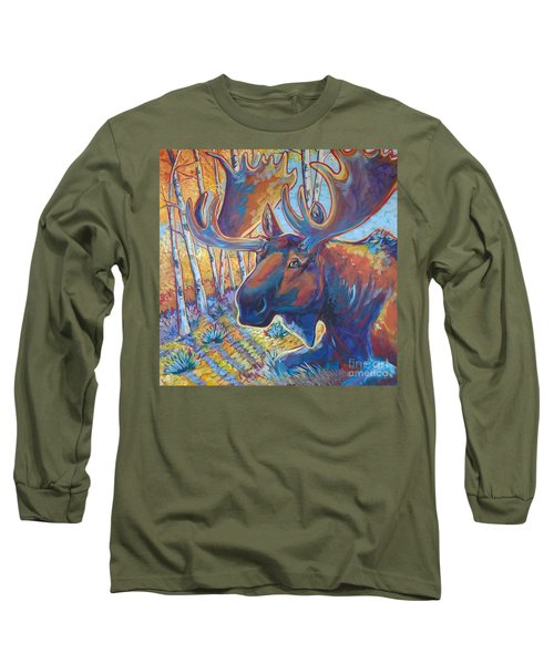 Snooze In The Aspens Long Sleeve T-Shirt