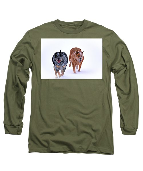 Snow Buddies Long Sleeve T-Shirt