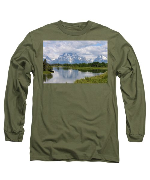Snow In July Long Sleeve T-Shirt