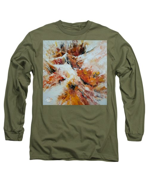 Snow In The Canyon Long Sleeve T-Shirt