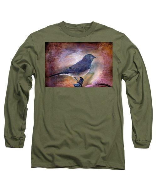 Snowbird Stories... Long Sleeve T-Shirt