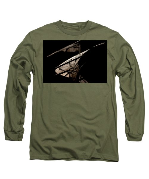 Long Sleeve T-Shirt featuring the photograph So Beautiful by Paul Job