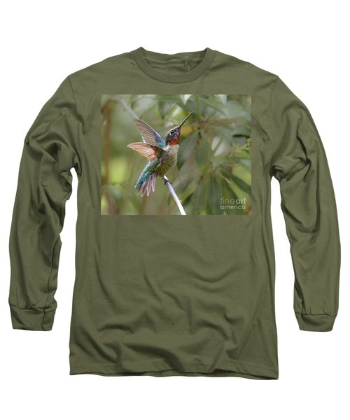So Handsome Long Sleeve T-Shirt by Amy Porter
