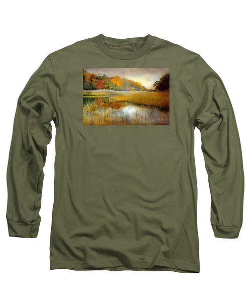 So Long Long Sleeve T-Shirt by Diana Angstadt