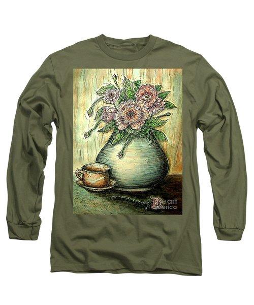 So Serene Long Sleeve T-Shirt by Kim Jones