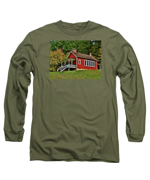 Soap Creek Schoolhouse Long Sleeve T-Shirt