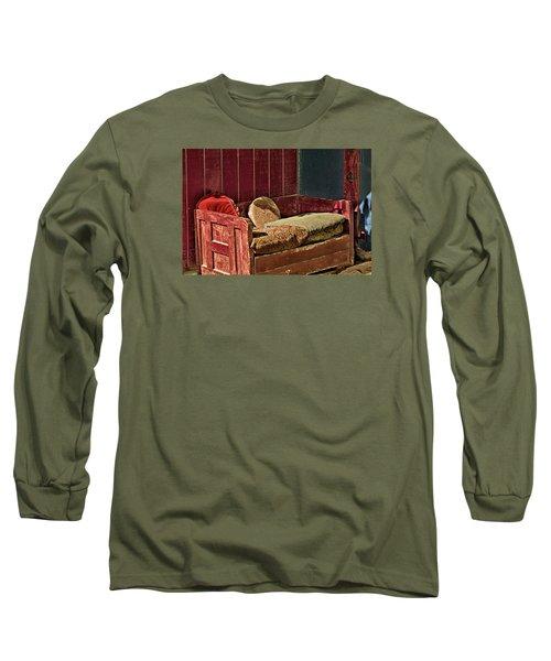 The Sofa Long Sleeve T-Shirt