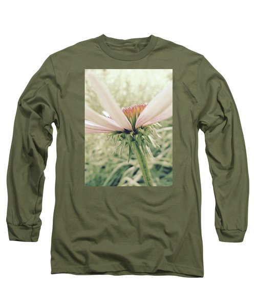 Soft Colors Long Sleeve T-Shirt by Tim Good