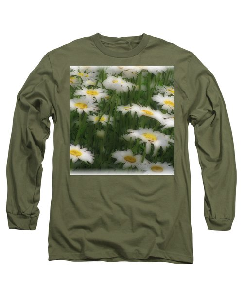 Soft Touch Daisy Long Sleeve T-Shirt