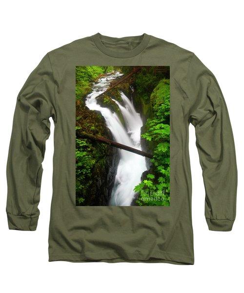 Sol Duc Rush Long Sleeve T-Shirt