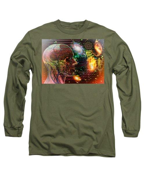 Solar Insight Of Long Sleeve T-Shirt by Joseph Mosley