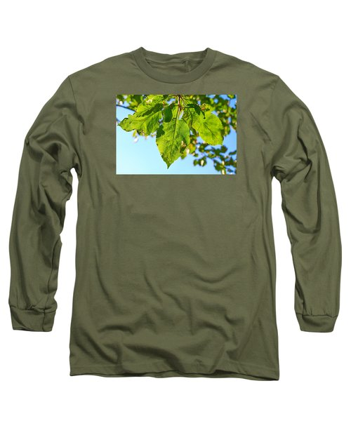 Solar Panels Long Sleeve T-Shirt