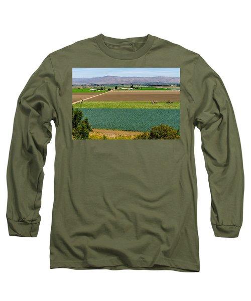 Soledad Long Sleeve T-Shirt by Derek Dean