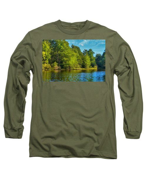 Solitude  Long Sleeve T-Shirt by Swank Photography
