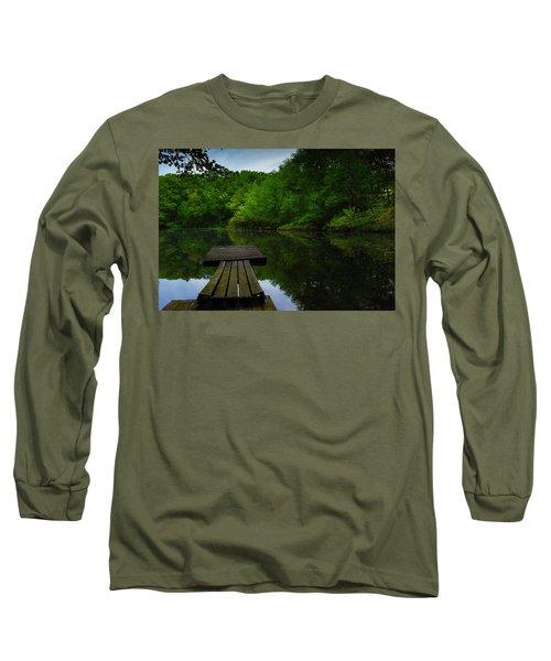 Solitudes  Long Sleeve T-Shirt