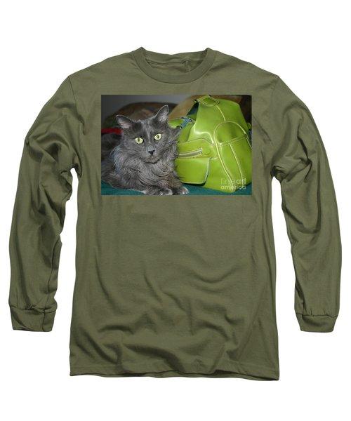 Someone Say Green? Long Sleeve T-Shirt