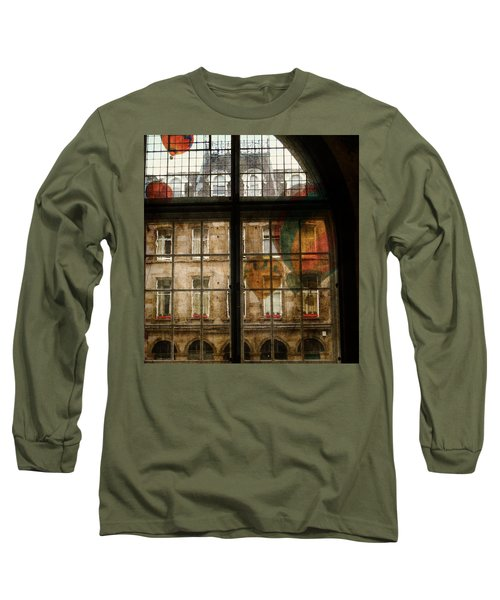 Long Sleeve T-Shirt featuring the photograph Something In The Air by Paul Lovering