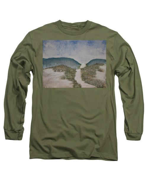 Somewhere In Florida Long Sleeve T-Shirt