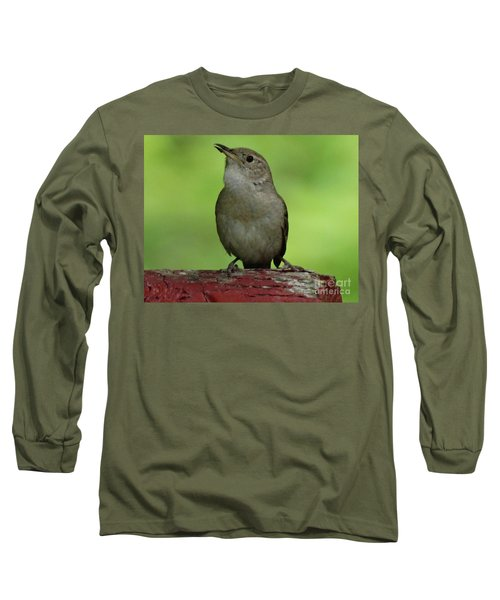 Song Bird Long Sleeve T-Shirt