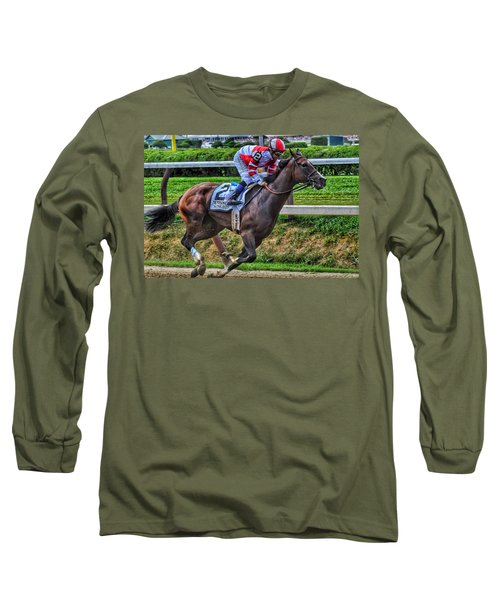 Songbird W Mike Smith Long Sleeve T-Shirt