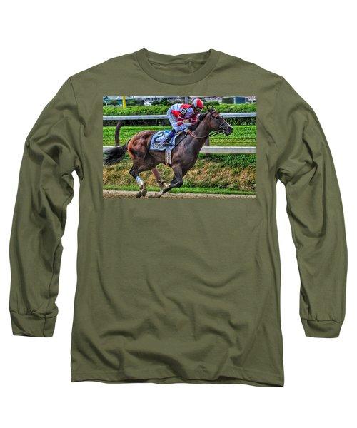 Songbird W Mike Smith Long Sleeve T-Shirt