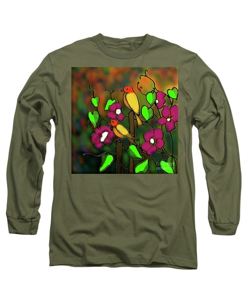 Songs Of October Long Sleeve T-Shirt