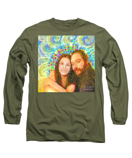 Sonia Marie And Her Sweetheart Long Sleeve T-Shirt