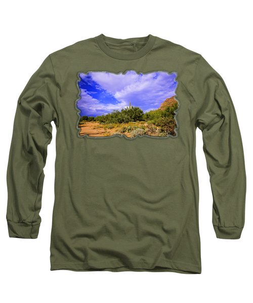 Sonoran Afternoon H6 Long Sleeve T-Shirt