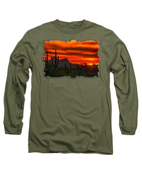 Sonoran Sunset H38 Long Sleeve T-Shirt