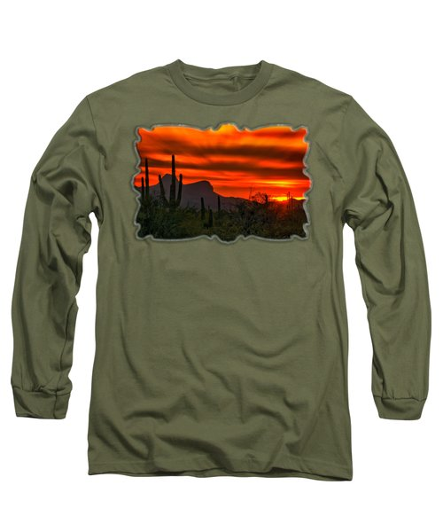 Sonoran Sunset H38 Long Sleeve T-Shirt