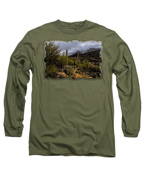 Sonoran Winter No.1 Long Sleeve T-Shirt