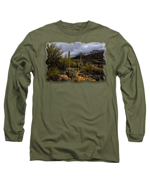 Sonoran Winter No.1 Long Sleeve T-Shirt