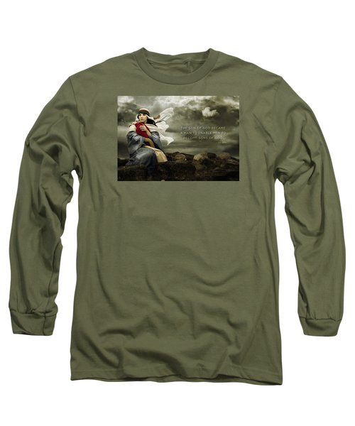 Sons Of God Long Sleeve T-Shirt
