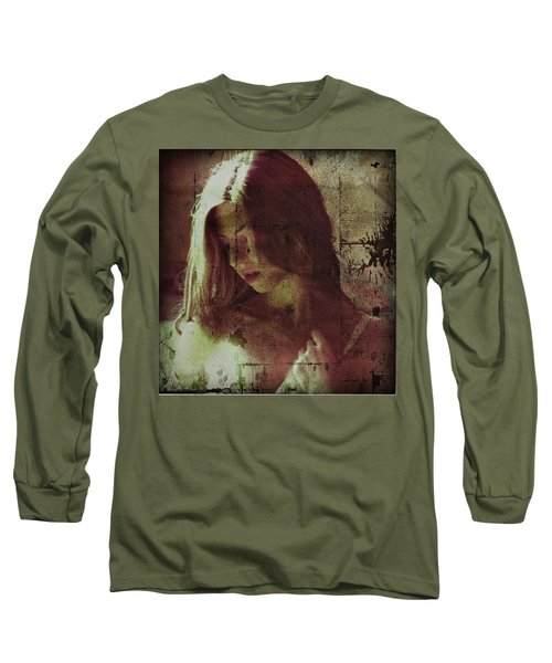 Sorrow Long Sleeve T-Shirt by Allen Beilschmidt