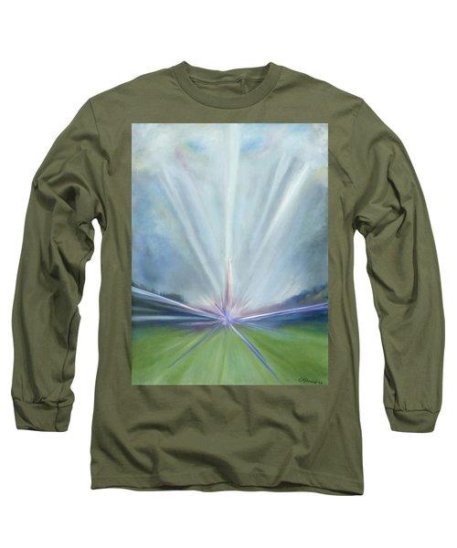 Soul Blastoff Long Sleeve T-Shirt