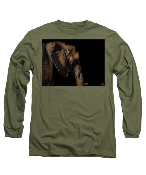 Soul Of The Planet Long Sleeve T-Shirt