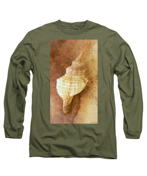 Sounds Of The Sea Long Sleeve T-Shirt by Holly Kempe