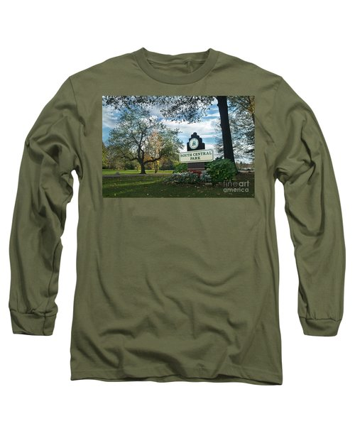 South Central Park - Autumn Long Sleeve T-Shirt