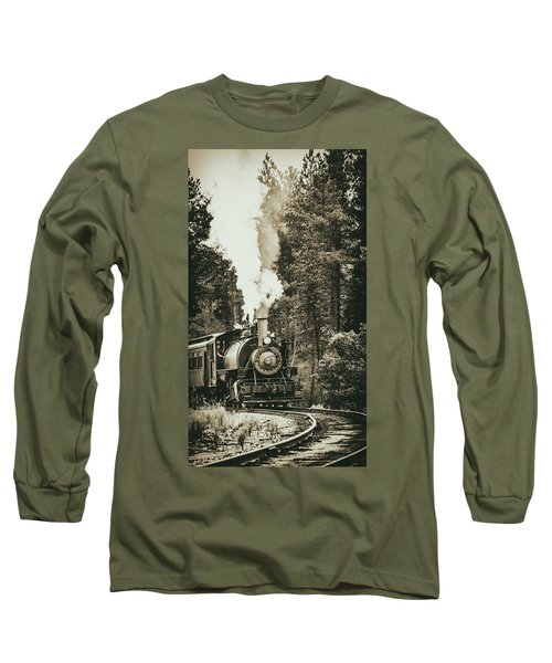 South Dakota Iron Long Sleeve T-Shirt