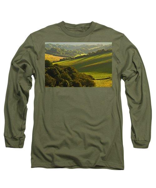 South Downs Long Sleeve T-Shirt