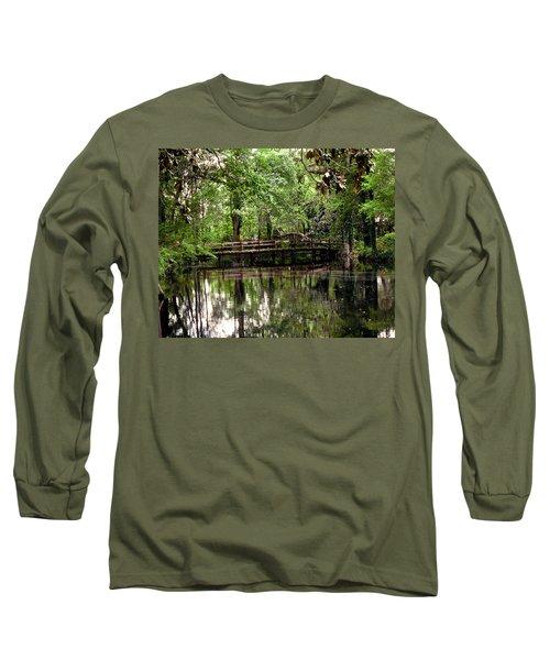 Plantation Living Long Sleeve T-Shirt