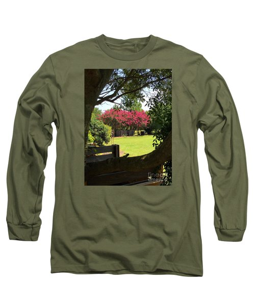 Southern Radiance  Long Sleeve T-Shirt