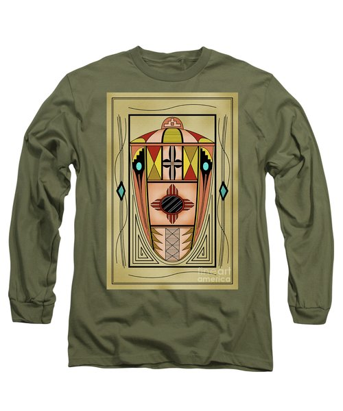 Southwest Vase Long Sleeve T-Shirt